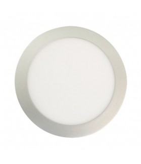 Downlight LED 18 W 865 / 6500 K Plata
