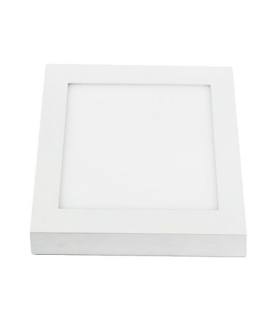 Downlight Superficie LED 18W 4200 K Blanco Cuadrado