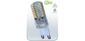 Lampara LED G9 4,5W Blanco Neutro