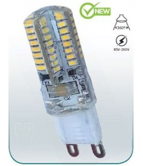 Lampara LED G9 4,5W Blanco Neutro