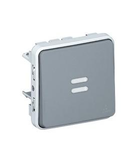 Pulsador luminoso superficie MBLOC PLEXO 069721