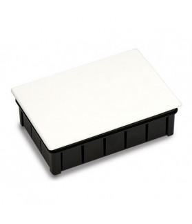 Caja empalme cuadr. 160 x 100 Fij. garras